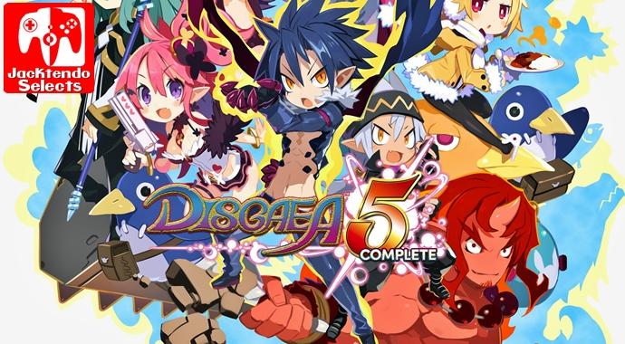JS - Disgaea