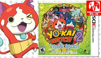 3ds yo kai watch blasters arrives worldwide on september 7th in two