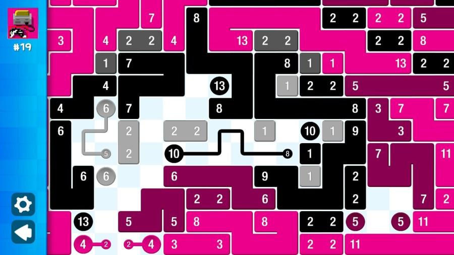 Home Console Puzzle