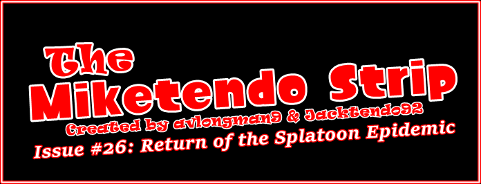 Miketendo Strip Banner #26