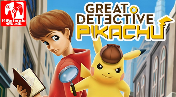 Get Ready To Crack The Case With Detective Pikachu New Details