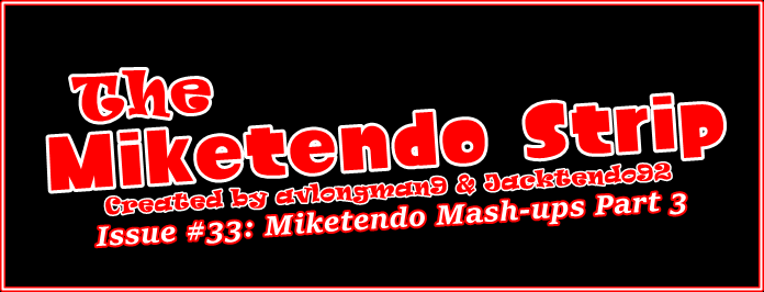 Miketendo Strip Banner
