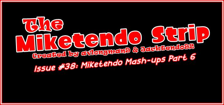 Miketendo Strip Banner v2018 #38