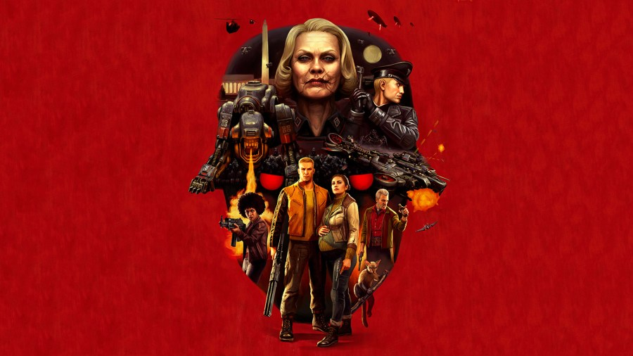 Wolfenstein II Switch