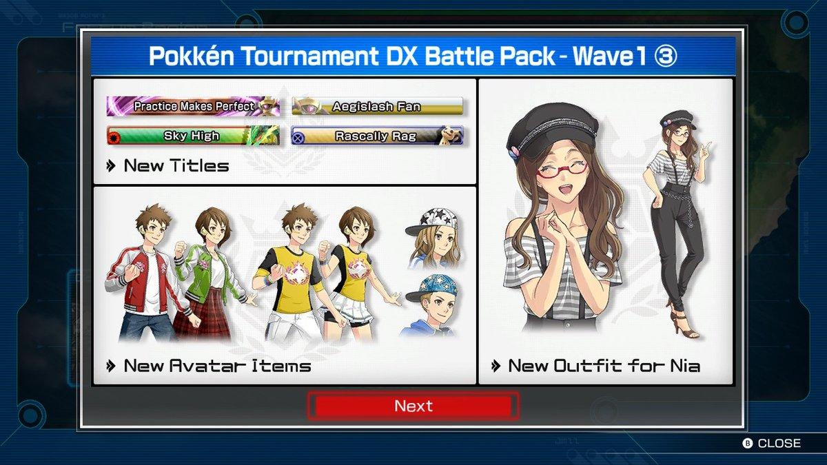 feature pokken tournament dx battle pack 1 is it worth it