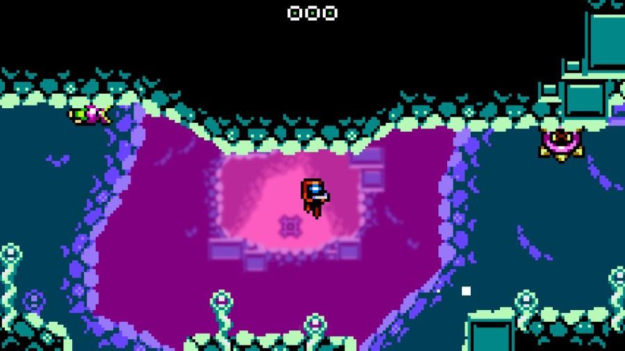 Xeodrifter Nintendo Switch Gameplay