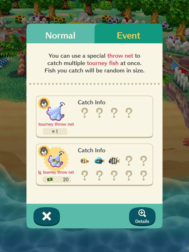 Animal crossing new leaf bug off prizes for baby