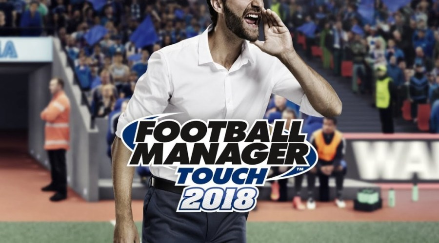 Football Manager Touch 2018 Switch