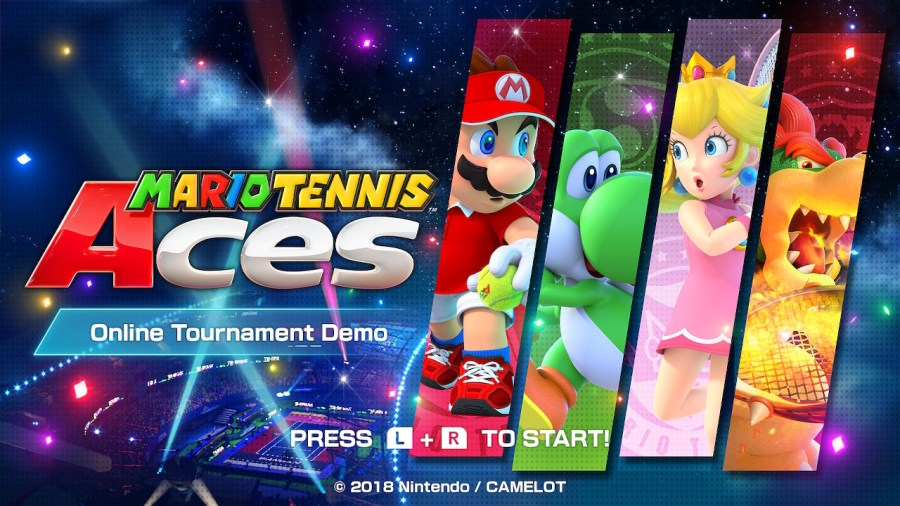 Mario Tennis Aces Demo has Been Datamined