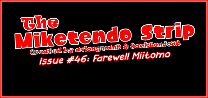 Miketendo Strip Banner v2018 #45