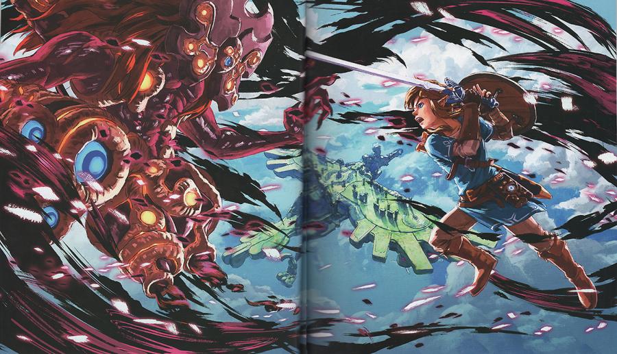 Zelda Master Works
