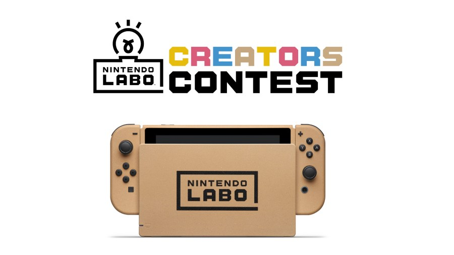Nintendo Labo Creators Contest