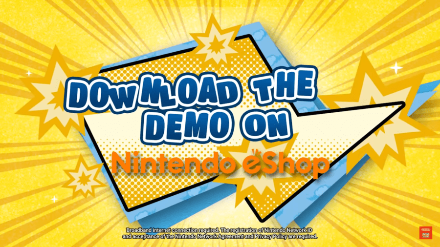 Warioware Gold Demo