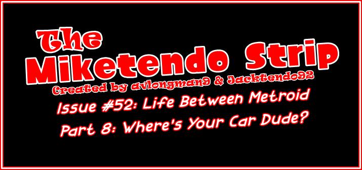Miketendo Strip Banner v2018 #52
