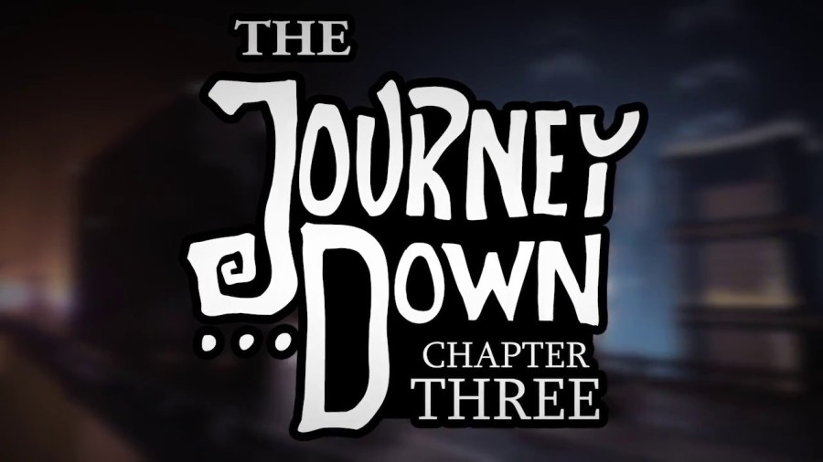 The Journey Down: Chapter Three review