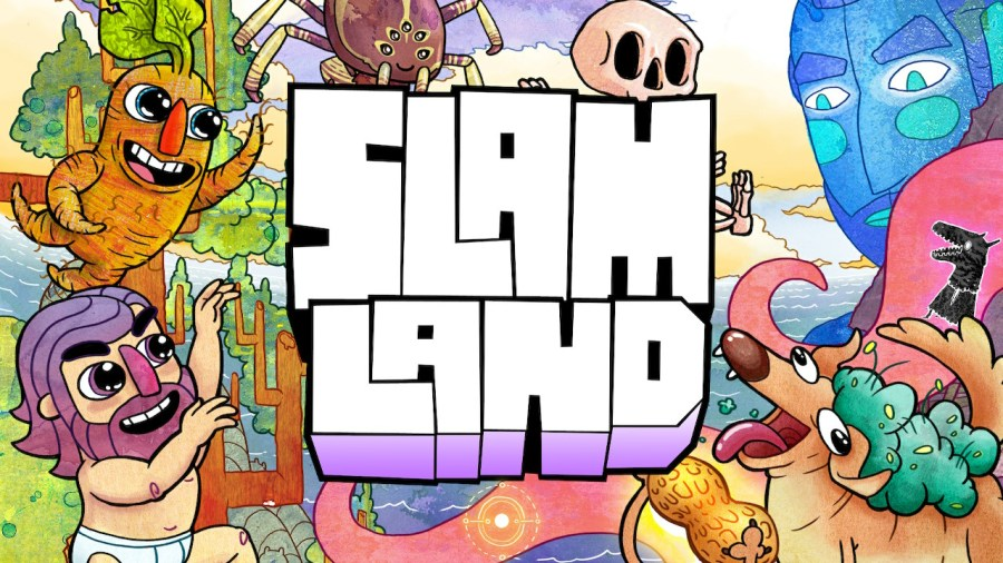 Slam Land review