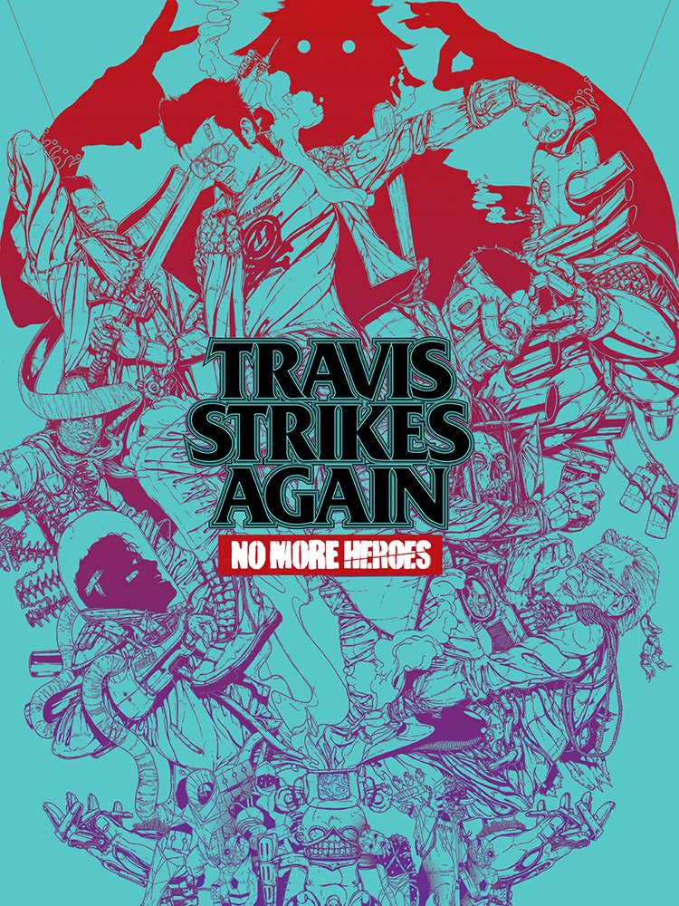 Suda51 Travis