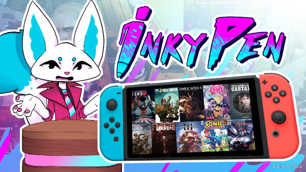 InkyPen for Switch