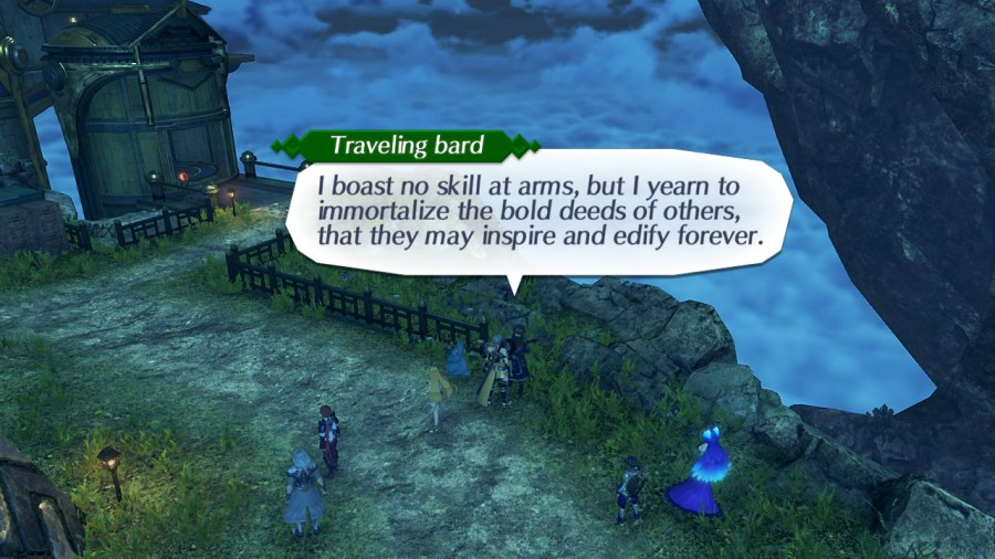 traveling bards torna