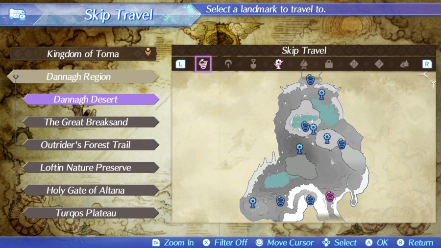 Torna unique monsters guide
