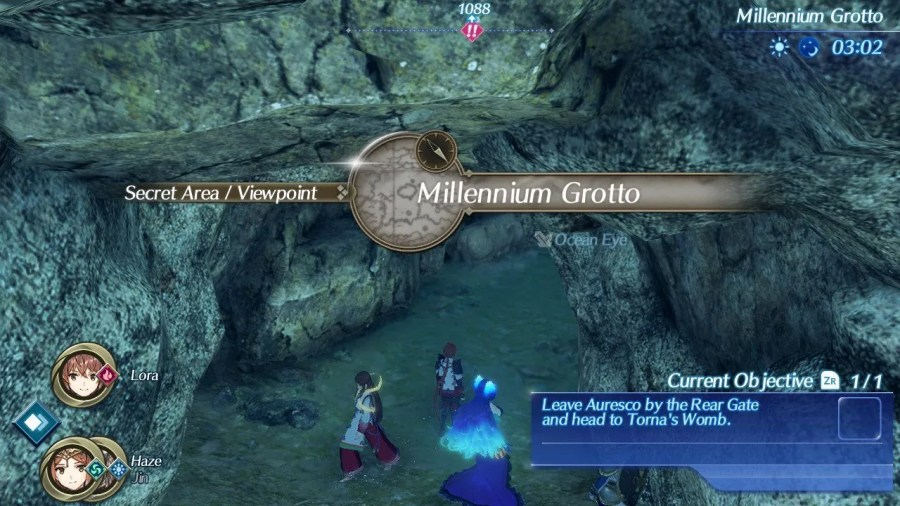 Torna secret areas guide
