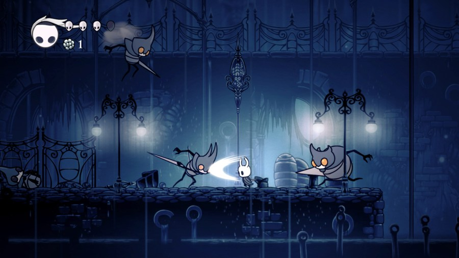 Hollow Knight switch review