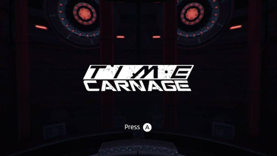 Time Carnage switch review