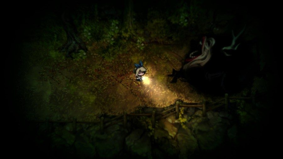 Yomawari: The Long Night Collection switch review