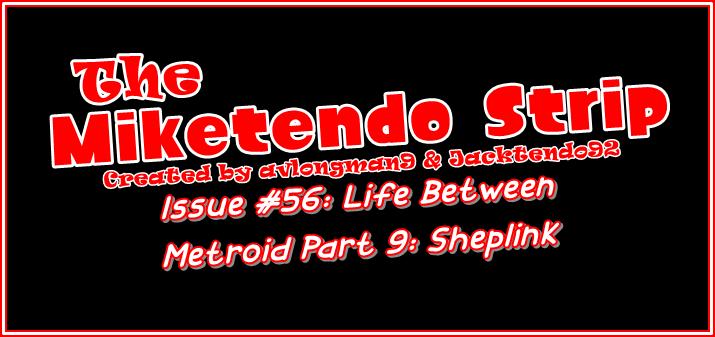 Miketendo Strip Banner v2018 #56