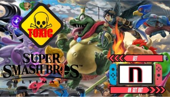 GET N OR GET OUT NINTENDO PODCAST EP  69 - Super Smash Bros Ultimate