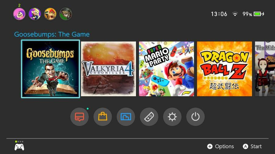 Goosebumps the game switch review