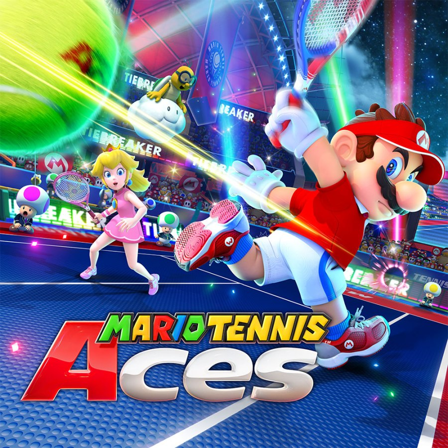 Mario Tennis Aces version 2.0.1