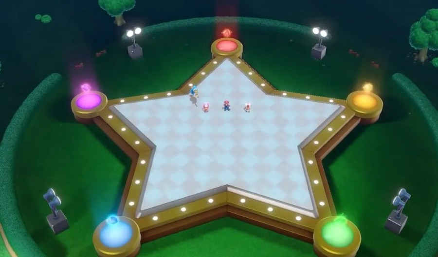 Super Mario Party Gem Guide