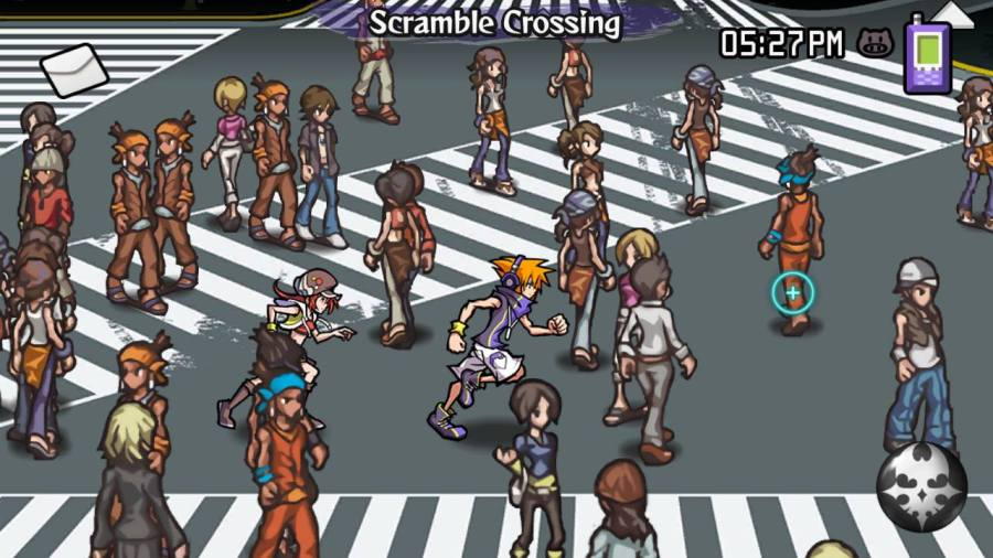 The World Ends With You switch review