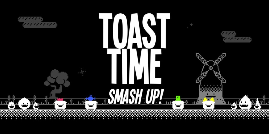 Toast Time: Smash Up! switch review