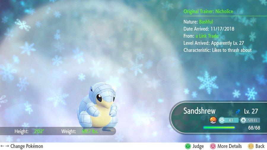 Let's Go Alola Pokemon guide