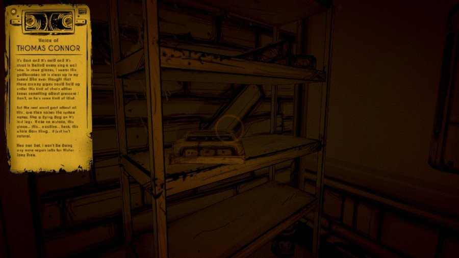 Bendy and the Ink Machine switch review