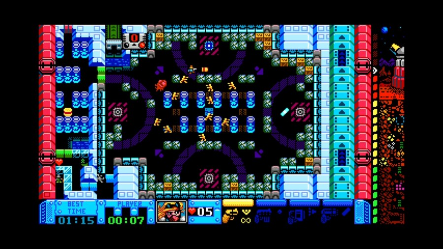Rock Boshers DX: Director's Cut switch review