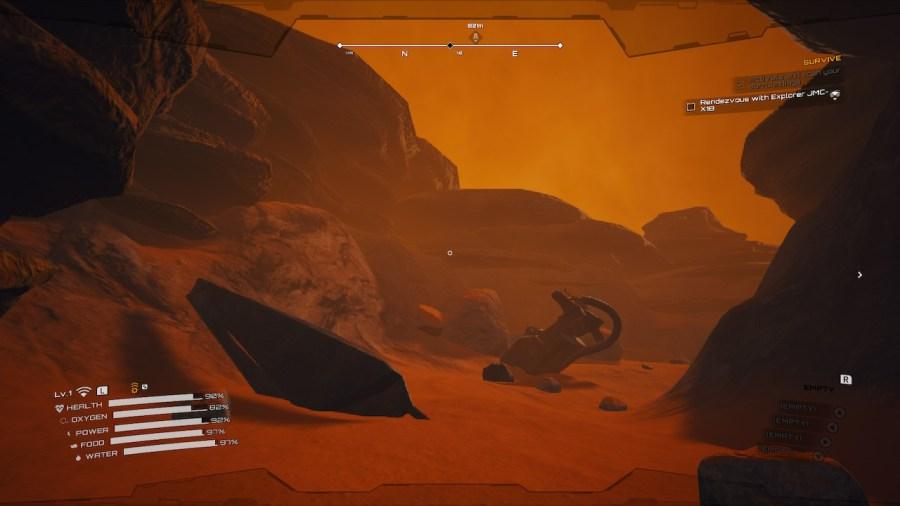 JCB Pioneer: Mars switch review