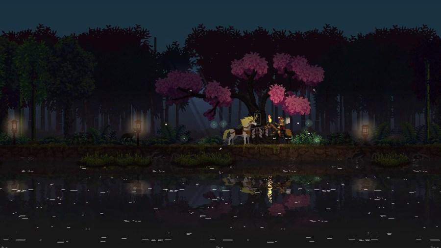 Kingdom Two Crowns switch review