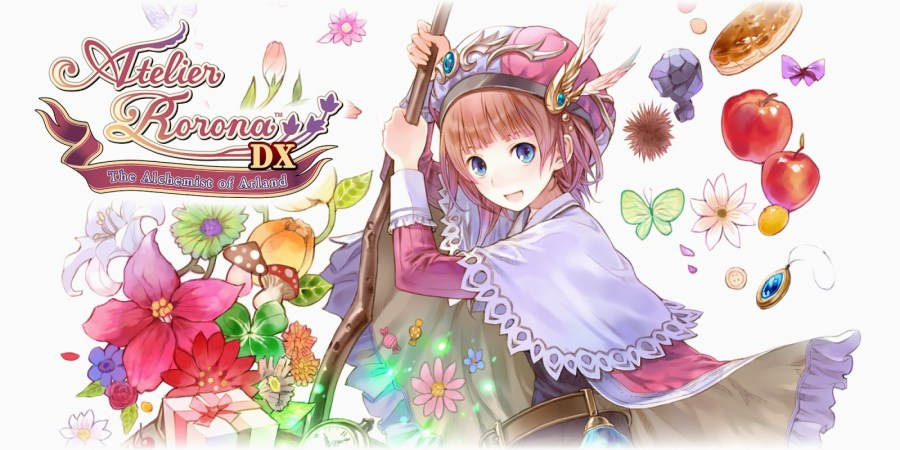 Atelier Rorona DX switch review