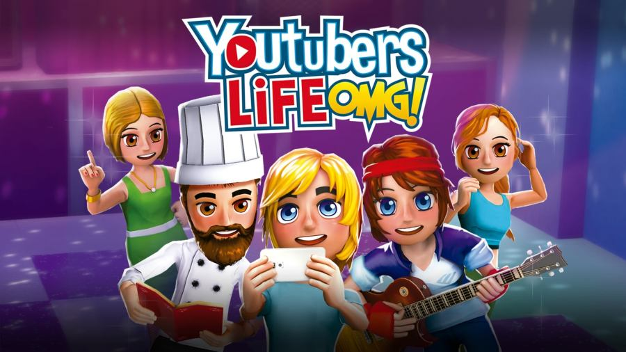 YouTubers Life: OMG Edition switch review