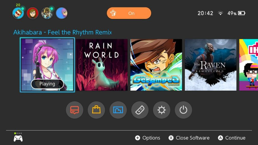 Akihabara – Feel the Rhythm Remixed switch review