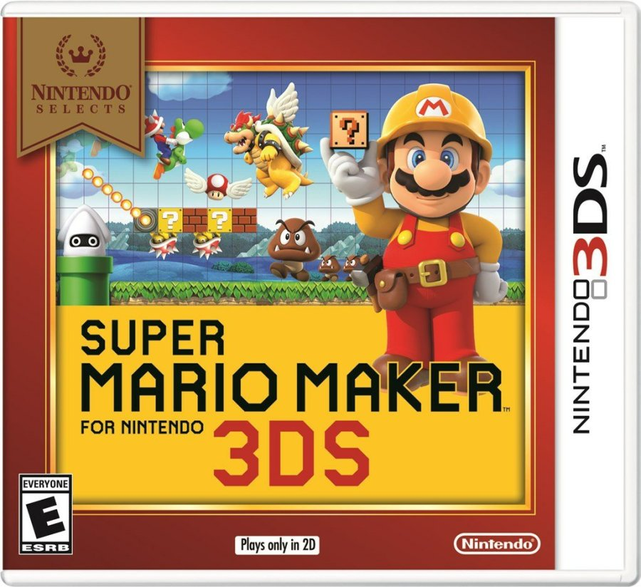 North America] Super Mario Maker, Majora's Mask 3D & StarFox