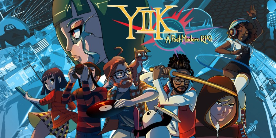 YIIK: A Postmodern RPG switch review