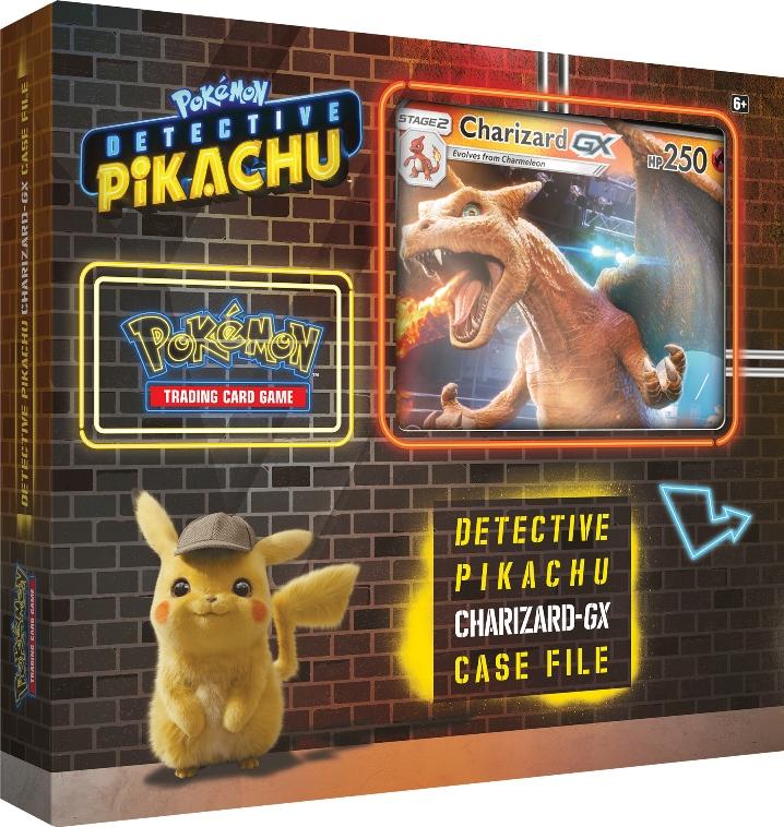 Pokémon Detective Pikachu merch