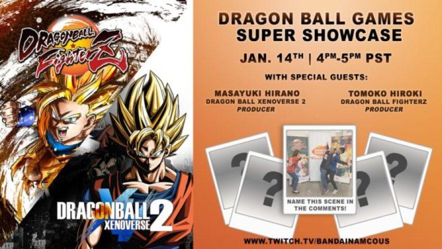Dragon Ball Games Super Showcase