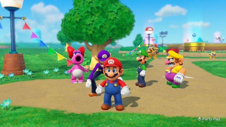 Super Mario Party guide