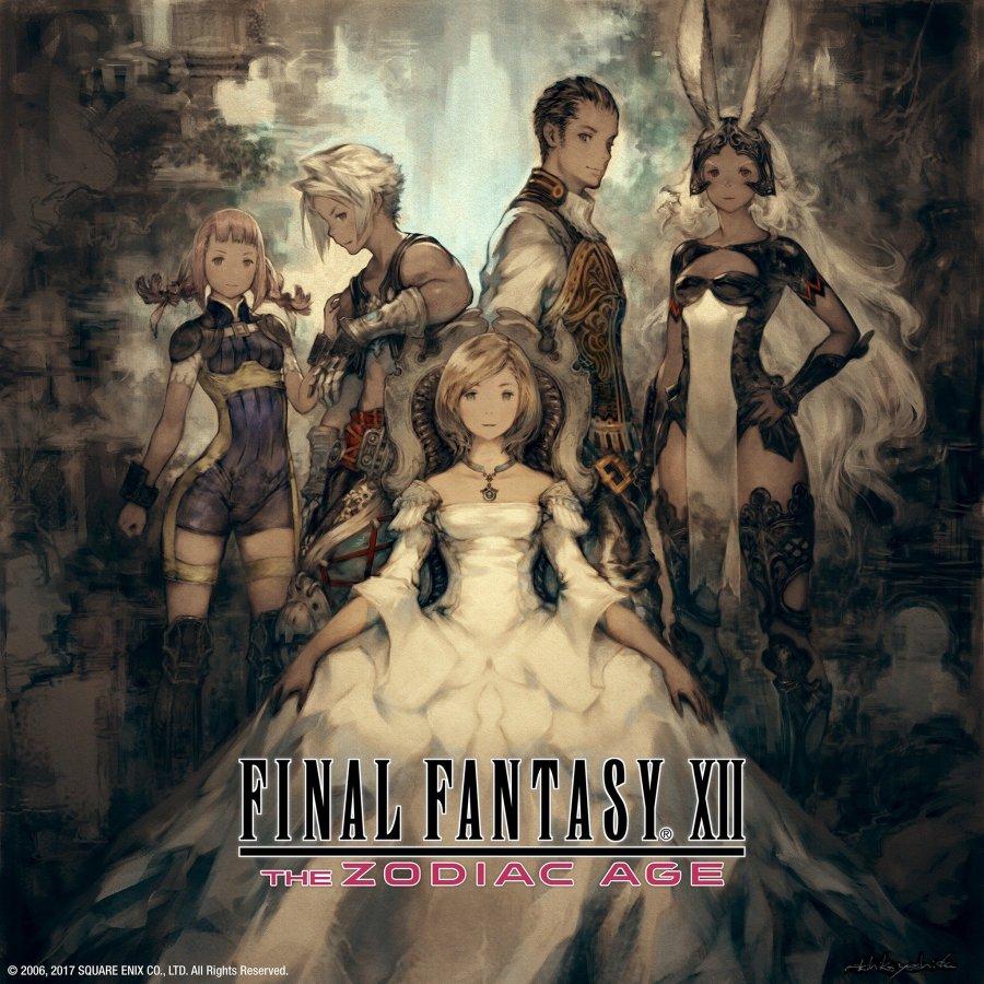 Final Fantasy release dates