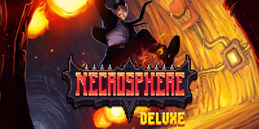 Necrosphere Deluxe nintendo switch review